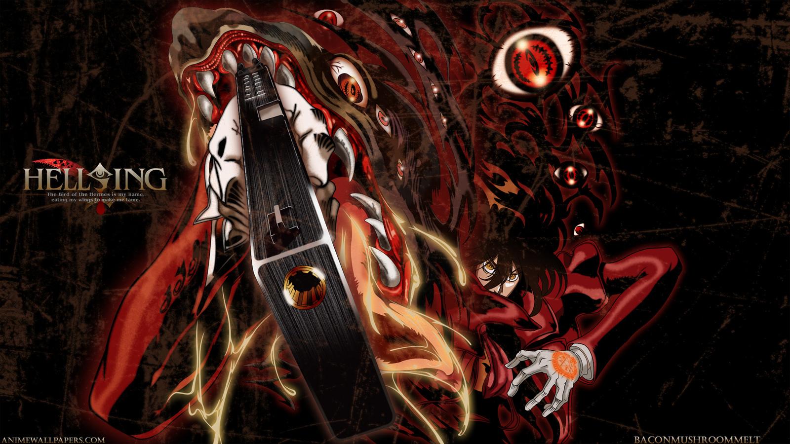 Hellsing Anime Wallpaper # 41