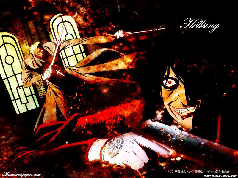 Hellsing Anime Wallpaper # 4