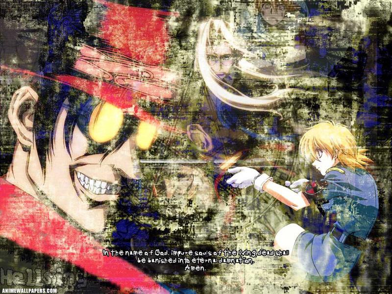 Hellsing Anime Wallpaper # 9