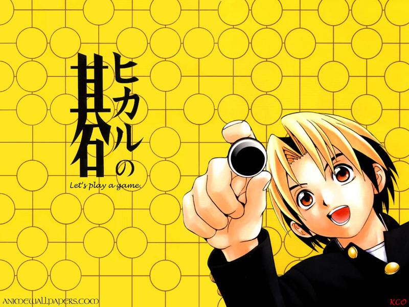 Hikaru no Go Anime Wallpaper # 17