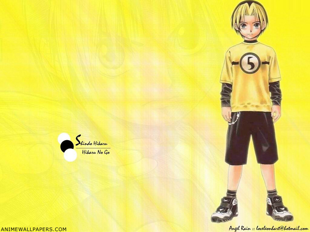 Hikaru no Go Anime Wallpaper #2