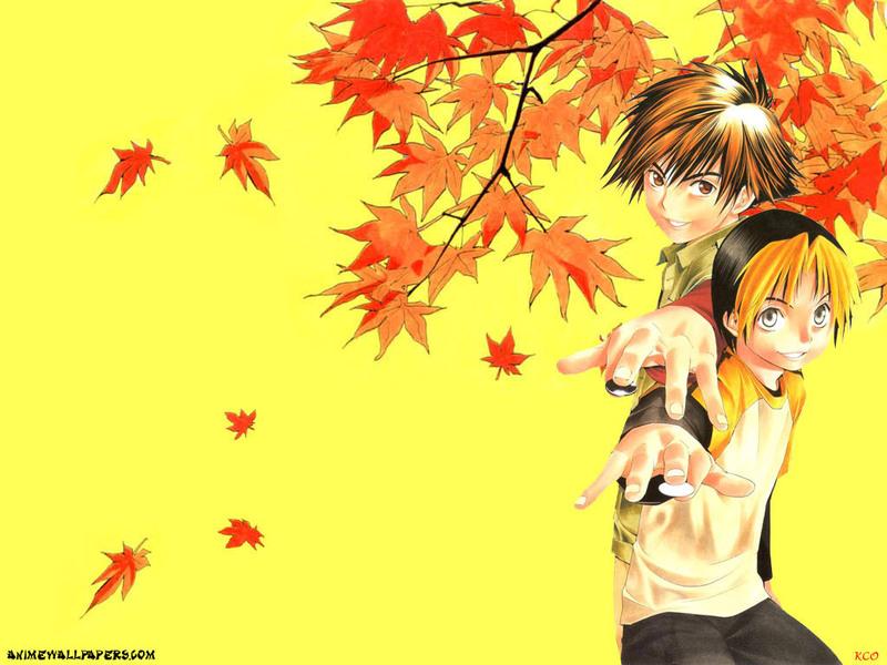 Hikaru no Go Anime Wallpaper # 3