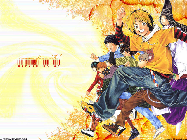 Hikaru no Go Anime Wallpaper #4