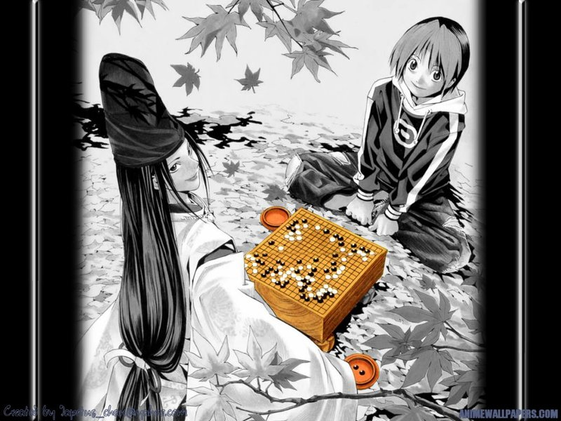 Hikaru no Go Anime Wallpaper # 6