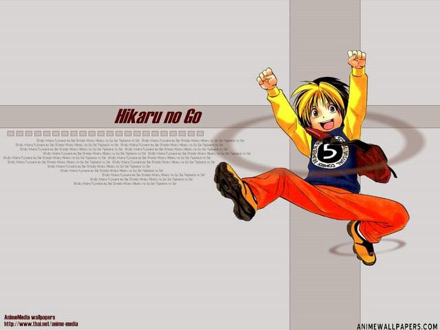 Hikaru no Go Anime Wallpaper #9