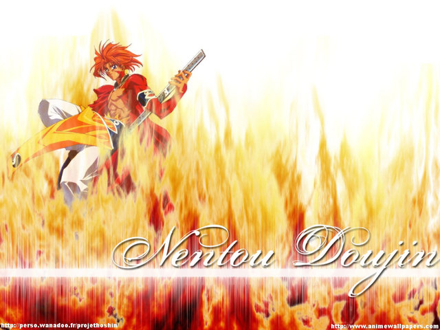 Houshin Engi Anime Wallpaper #2