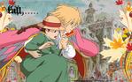 Howl's Moving Castle Anime Wallpaper # 3