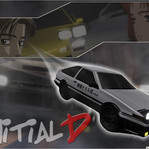 Initial D Anime Wallpaper # 2