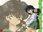 Inu-Yasha Anime Wallpaper # 11