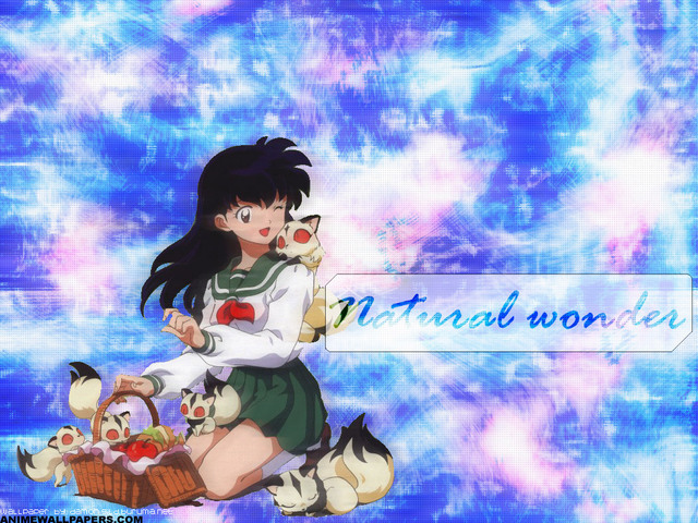 Inu-Yasha Anime Wallpaper #1