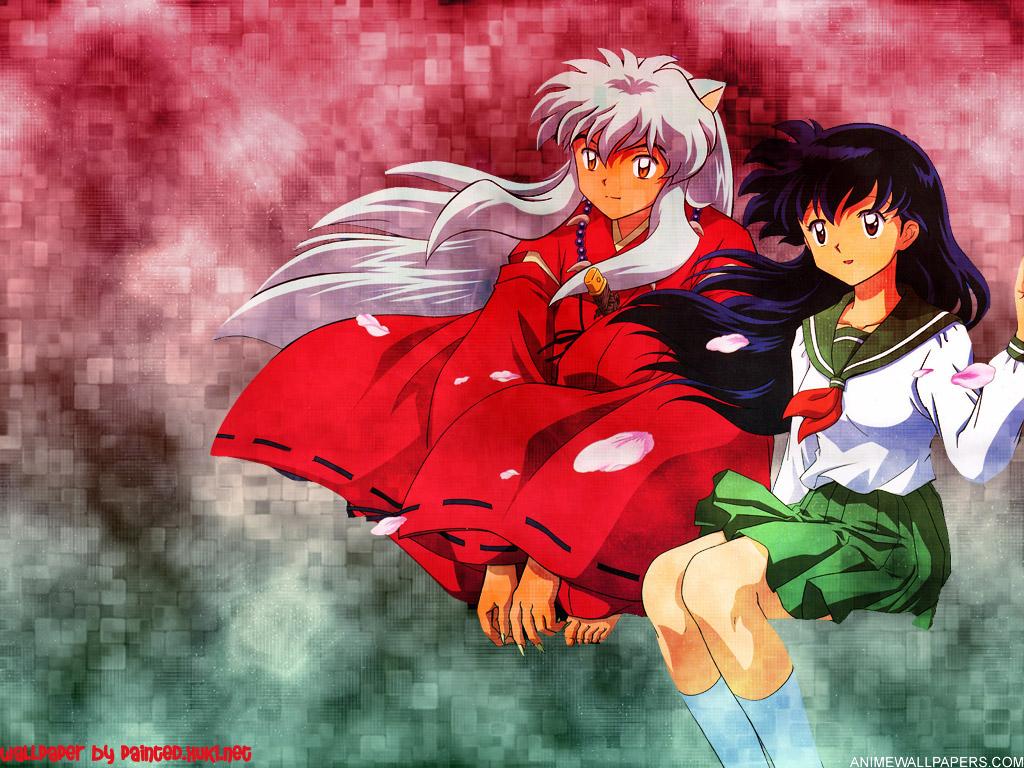 Inu-Yasha Anime Wallpaper # 24