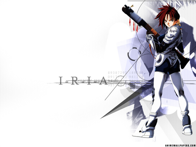 Iria Anime Wallpaper #10