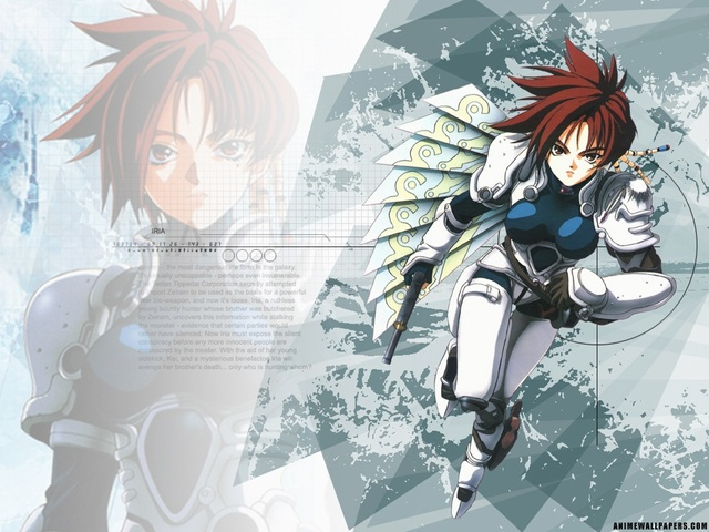 Iria Anime Wallpaper #11
