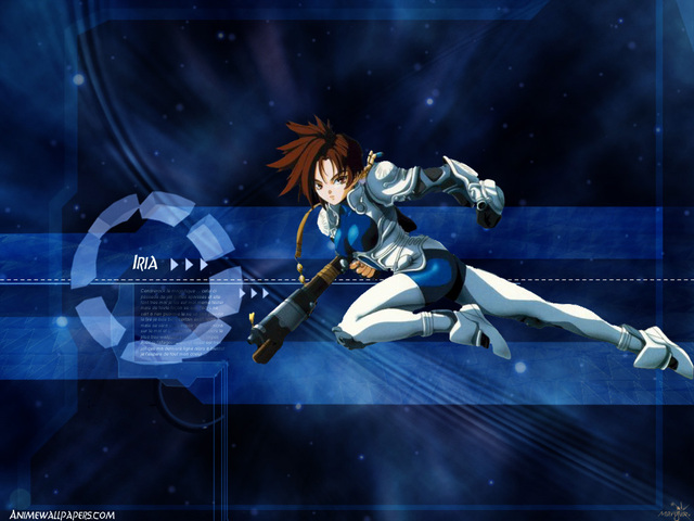 Iria Anime Wallpaper #2