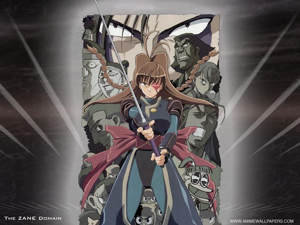 Jubei-chan Anime Wallpaper # 1