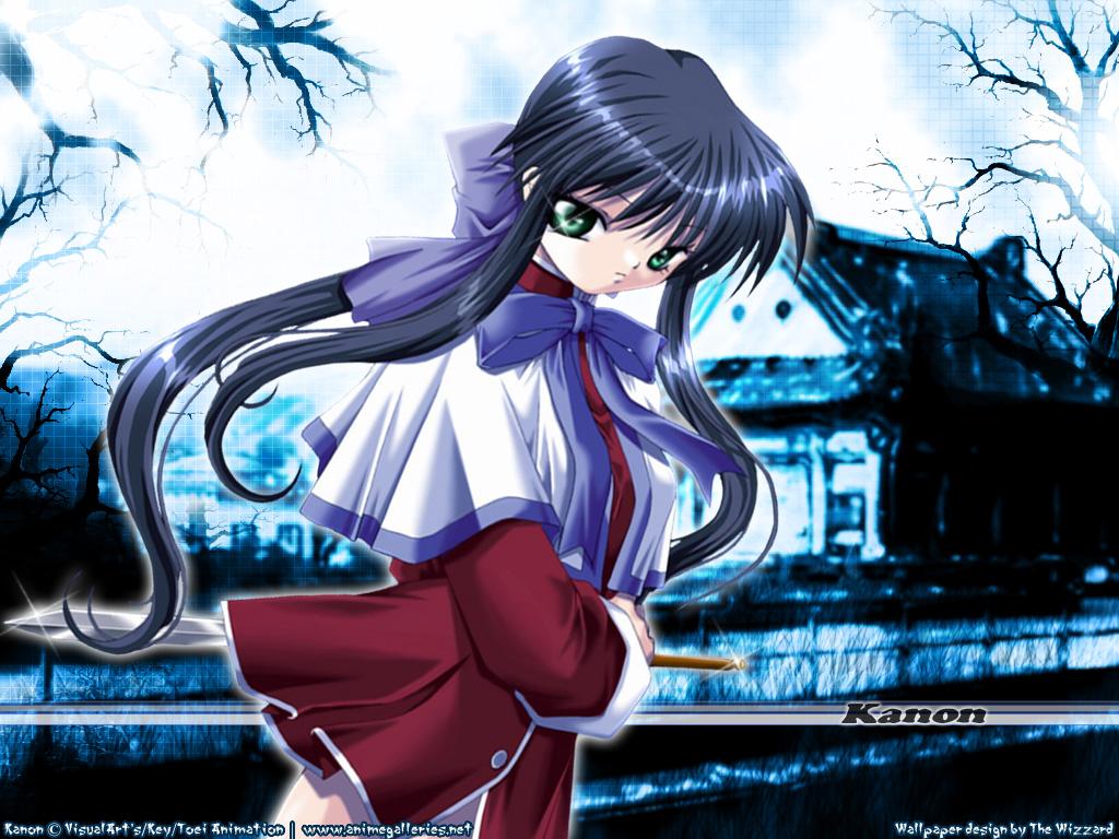 Kanon Anime Wallpaper # 11