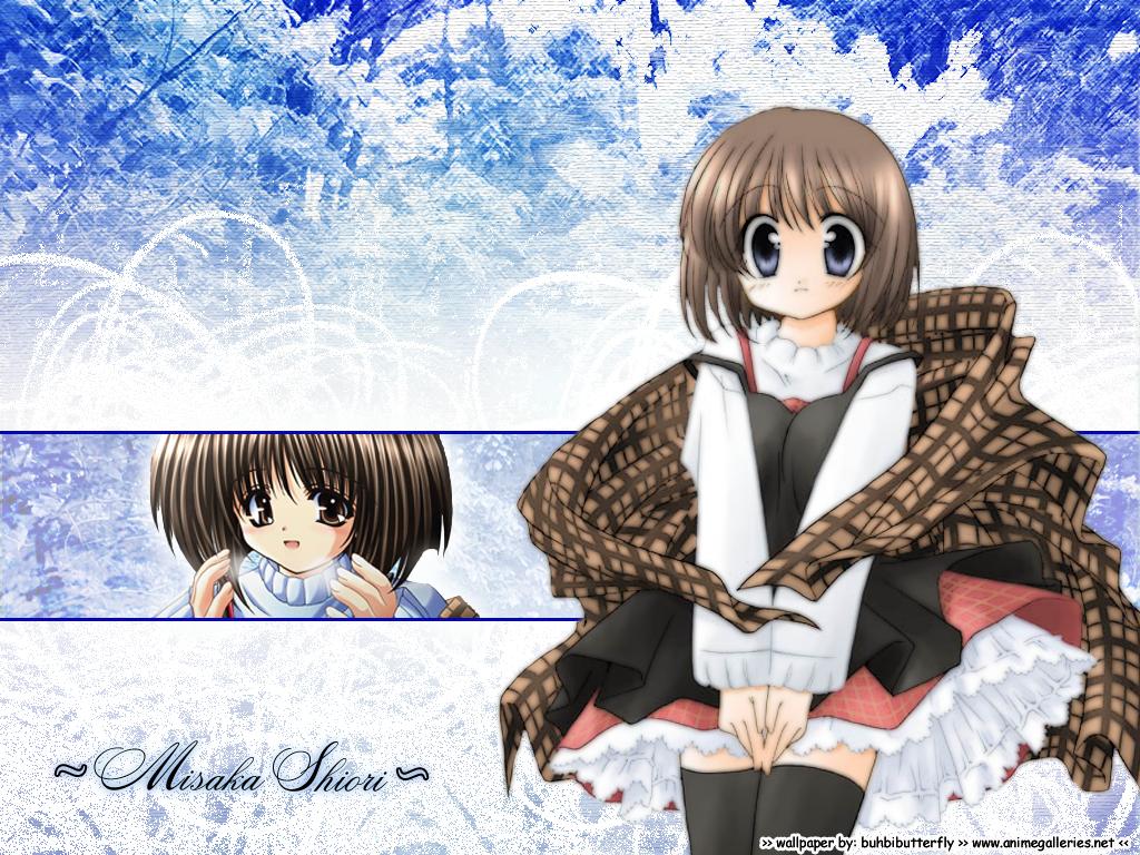 Kanon Anime Wallpaper # 12