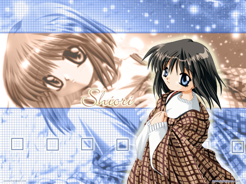 Kanon Anime Wallpaper # 2