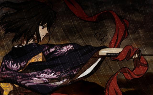 Kara no Kyoukai Anime Wallpaper #1