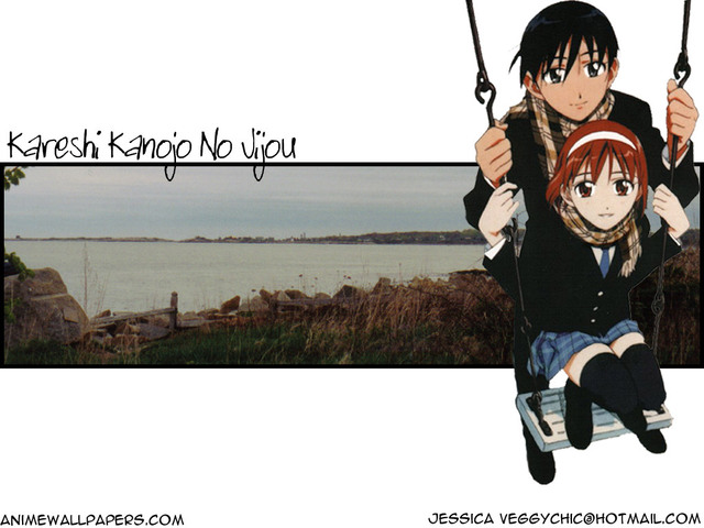 Kare Kano Anime Wallpaper #1