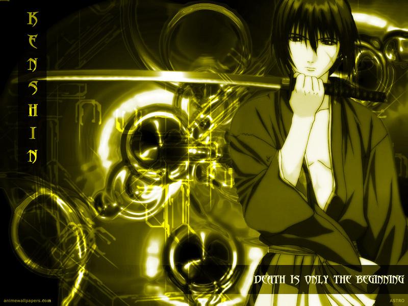 Rurouni Kenshin Anime Wallpaper # 16