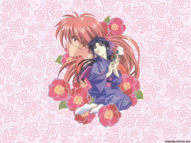 Rurouni Kenshin Anime Wallpaper #19