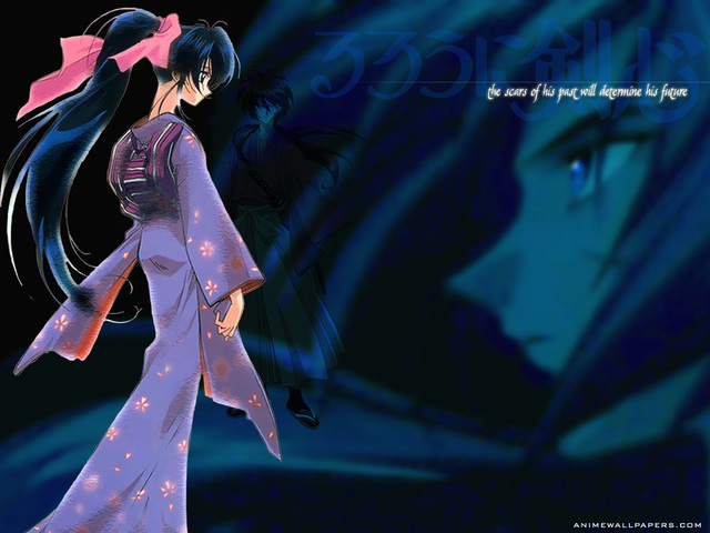 Rurouni Kenshin Anime Wallpaper #2