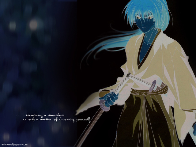 Rurouni Kenshin Anime Wallpaper #34