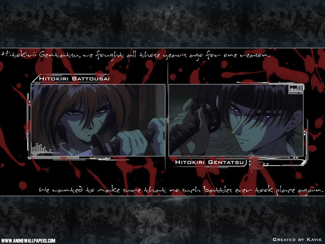 Rurouni Kenshin Anime Wallpaper #49