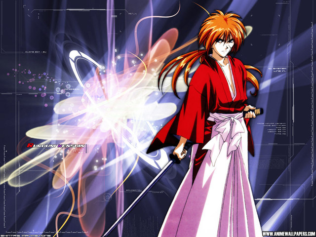 Rurouni Kenshin Anime Wallpaper #50