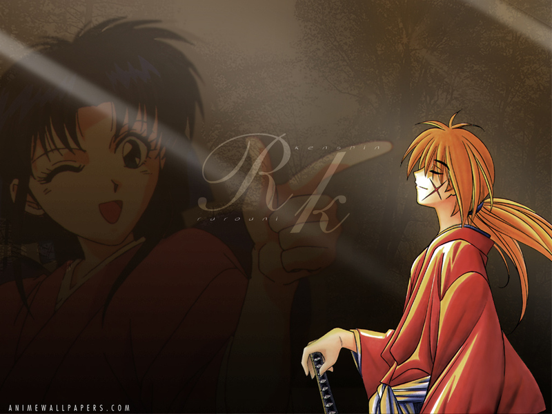 Rurouni Kenshin Anime Wallpaper # 7