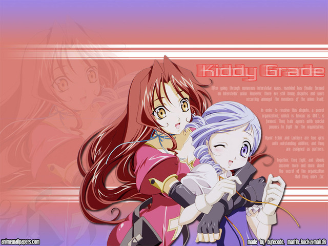 Kiddy Grade Anime Wallpaper #7