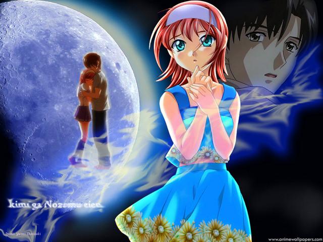 Kimi ga Nozomu Eien Anime Wallpaper #3