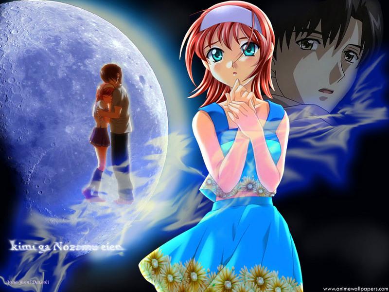 Kimi ga Nozomu Eien Anime Wallpaper # 3