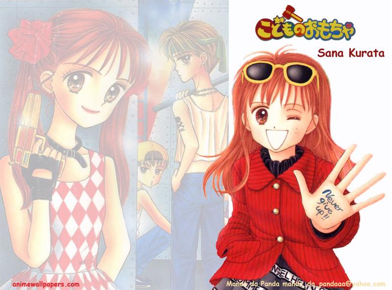 Kodomo no Omocha Anime Wallpaper # 1