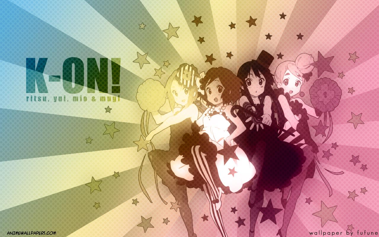 K-ON! Anime Wallpaper # 1