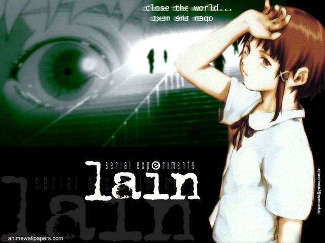 Serial Experiments Lain Anime Wallpaper #13