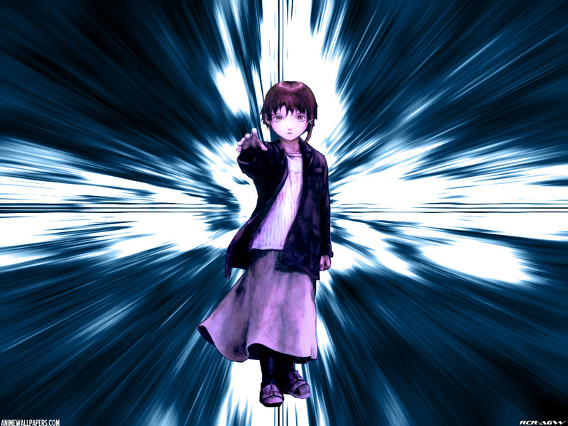 Serial Experiments Lain Anime Wallpaper # 24