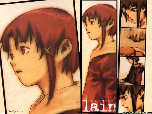 Serial Experiments Lain Anime Wallpaper #28