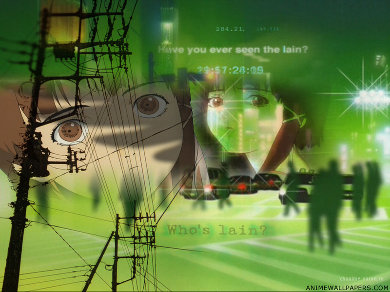 Serial Experiments Lain Anime Wallpaper # 32