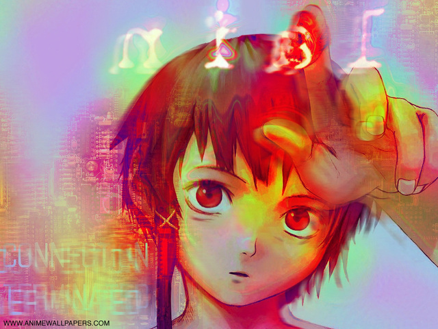Serial Experiments Lain Anime Wallpaper #37