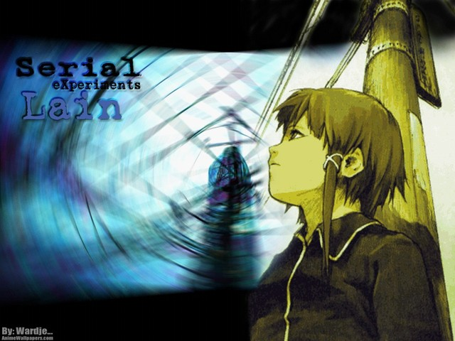 Serial Experiments Lain Anime Wallpaper #46