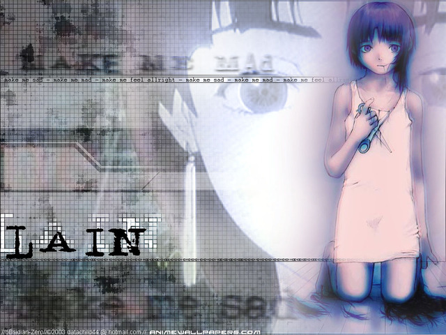 Serial Experiments Lain Anime Wallpaper #59
