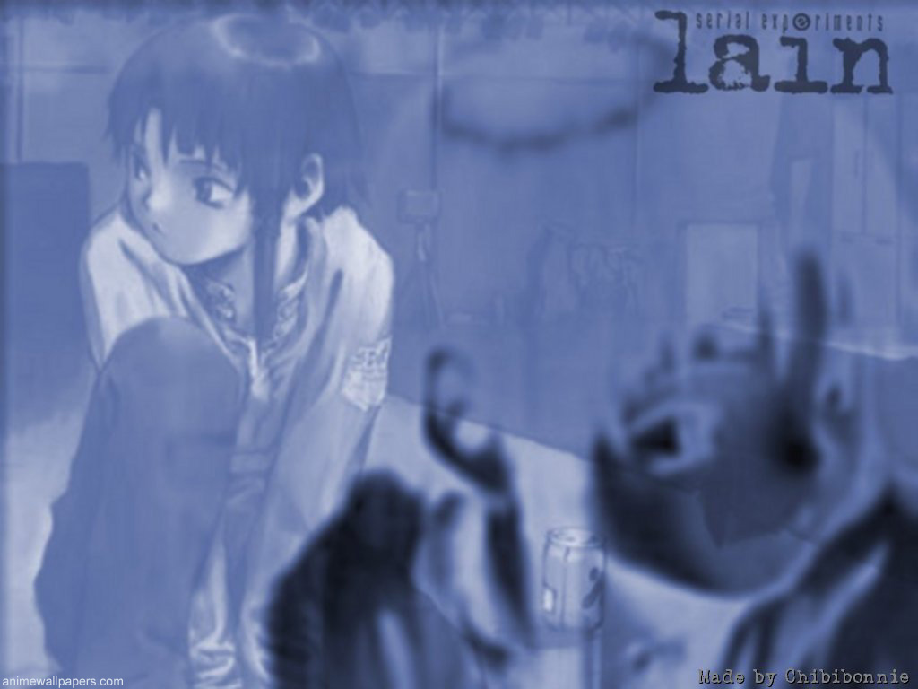 Serial Experiments Lain Anime Wallpaper # 5