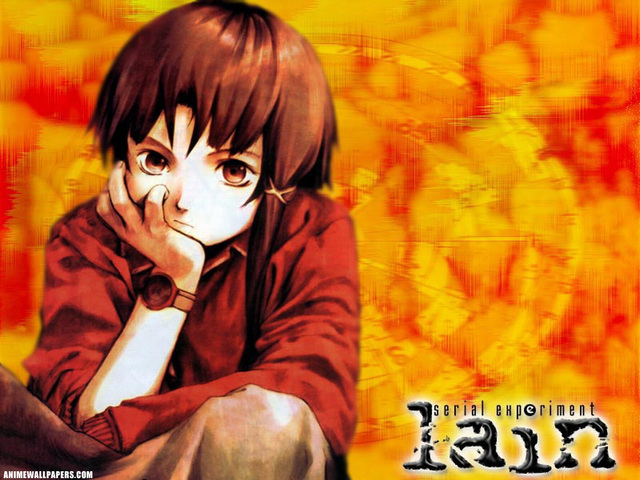 Serial Experiments Lain Anime Wallpaper #73