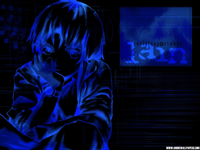 Serial Experiments Lain Anime Wallpaper # 77