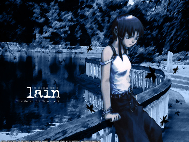 Serial Experiments Lain Anime Wallpaper #79
