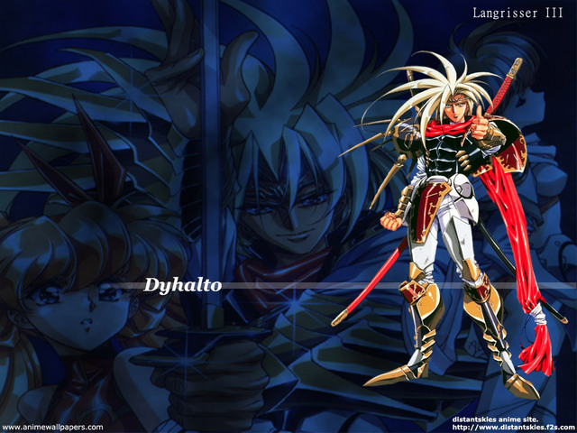Langrisser Anime Wallpaper #1