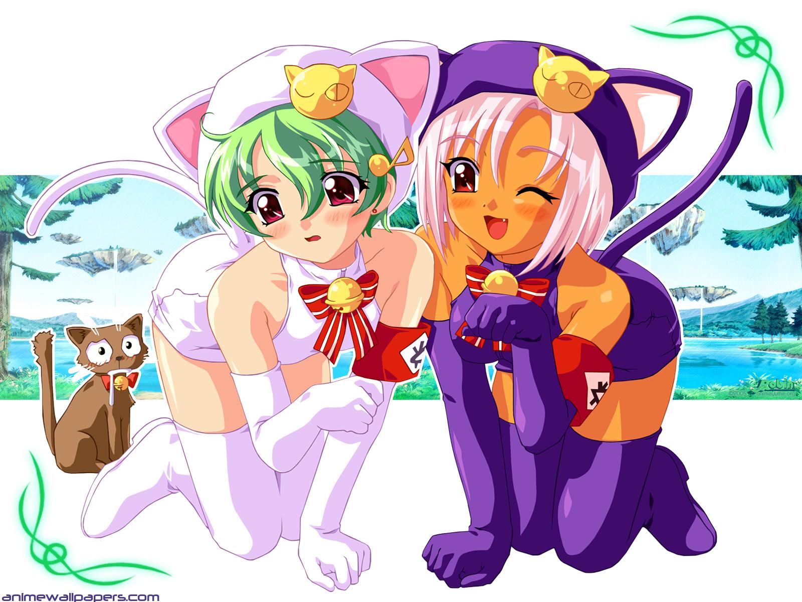 Little Monica Story Anime Wallpaper # 1