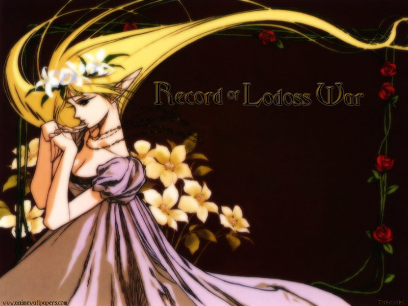Record of Lodoss War Anime Wallpaper # 19